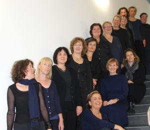 Mitgliederfoto Frauenchor Cantabile